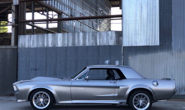 1968 Mustang ELEANOR Coupe EC500 | CULTCARS – Classic and ...1968 Mustang Coupe Build
